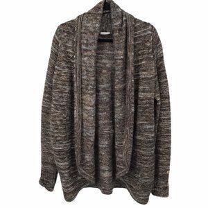 Columbia Open Knit Cardigan Sweater XL